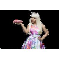 Download Nicki Minaj Png Clipart HQ PNG Image.