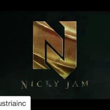 Nicky Jam @nickyjampr: #Repost @laindustriainc with.