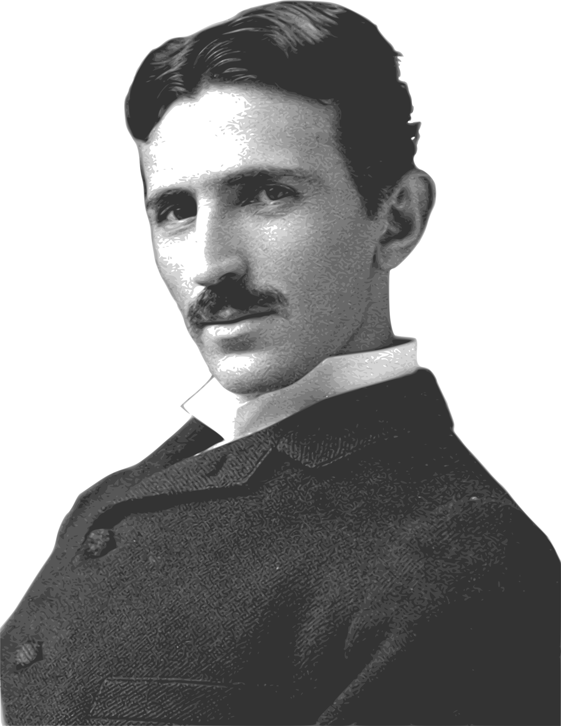 Nikola Tesla Clipart Clipground