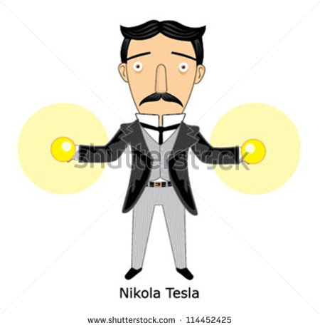 Nikola Tesla Stock Vectors, Images & Vector Art.