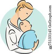Neonatal Clip Art.