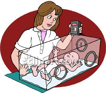 Cartoon Nurse.