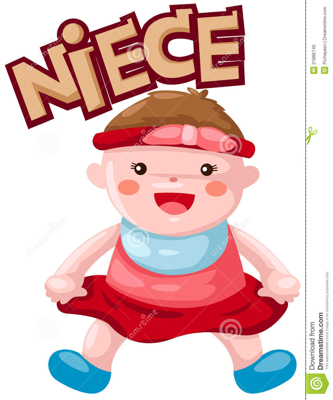 Showing post & media for Cartoon niece clip art.