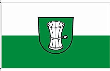 Car Flag Königsbanner Niederstotzingen.