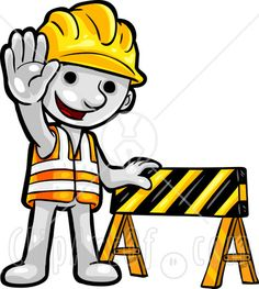 Truck and Crane Construction Kid Clipart by WoofyWorldStudio.