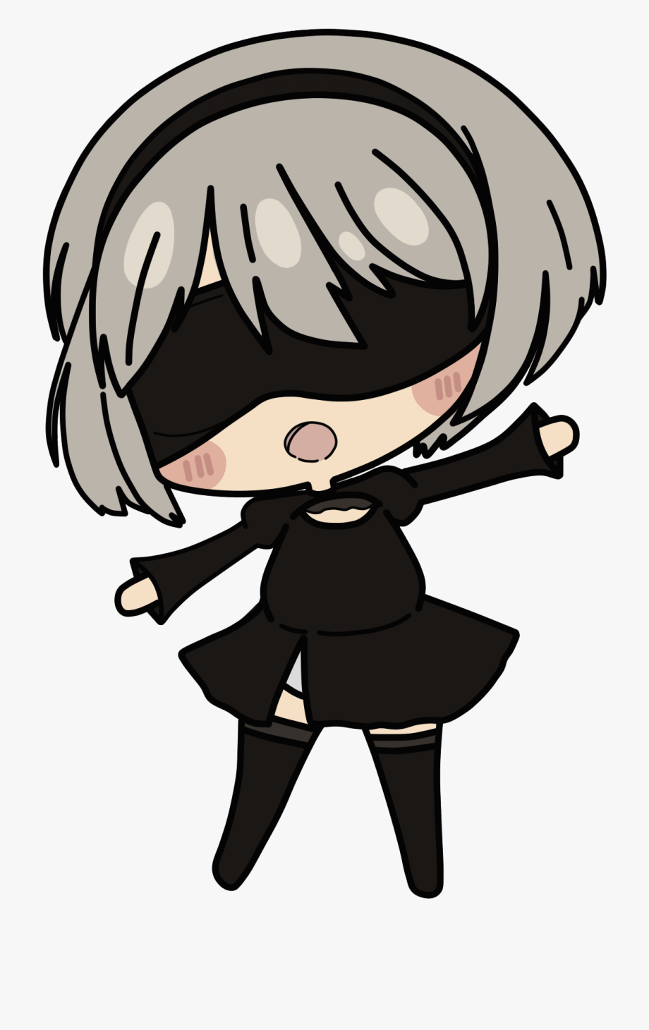 2b From Nier Automata.