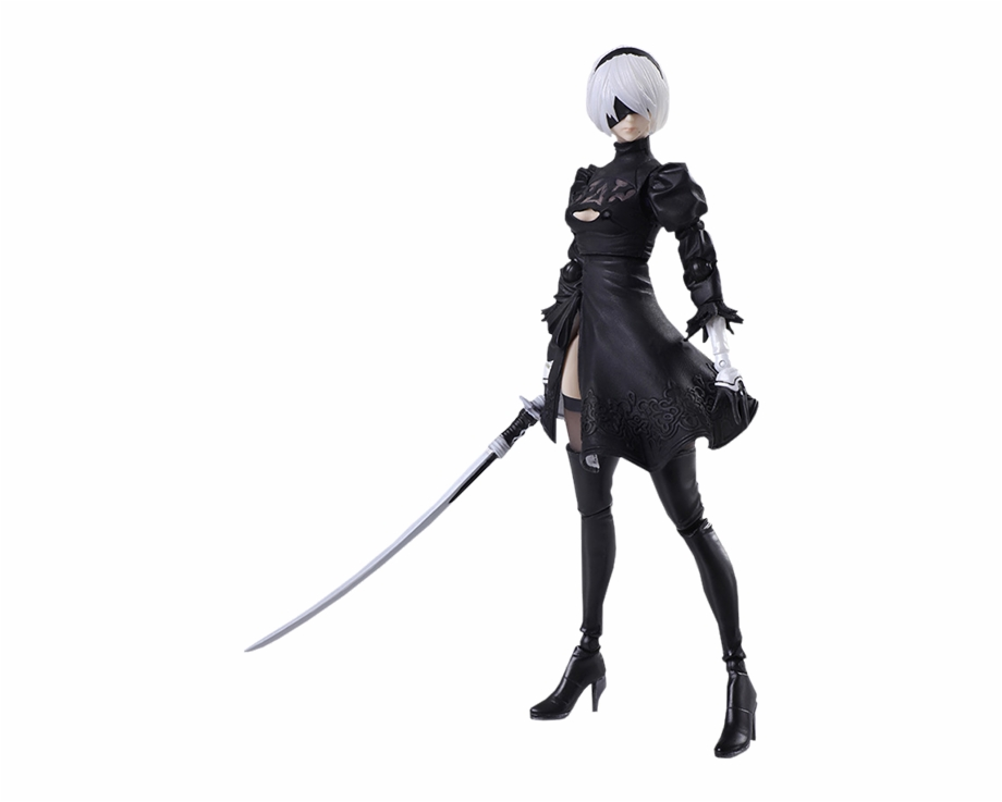 Square Enix 2b Yorha No 2 Type B.