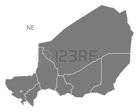 933 Niger Map Stock Illustrations, Cliparts And Royalty Free Niger.