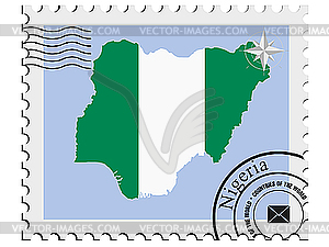 with the image maps of Nigeria.