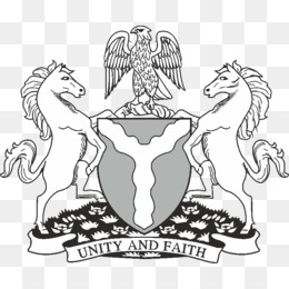 Coat Of Arms Of Nigeria PNG and Coat Of Arms Of Nigeria.