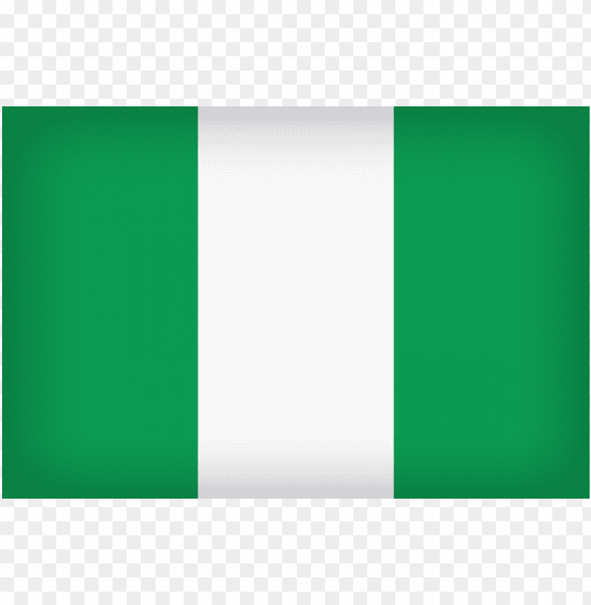 Download nigeria large flag clipart png photo.
