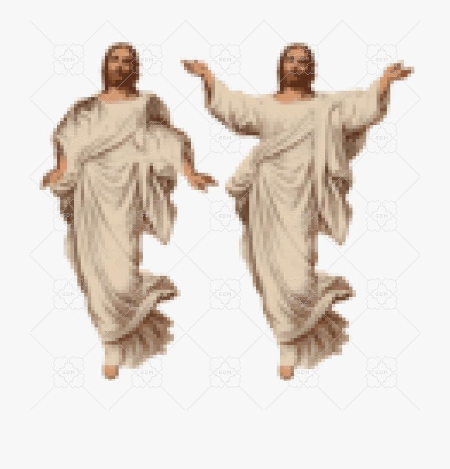 Transparent Jesus Hands Png.