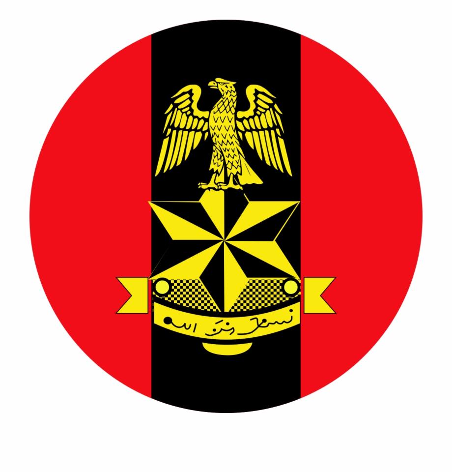 Nigeria Armed Forces Logo.