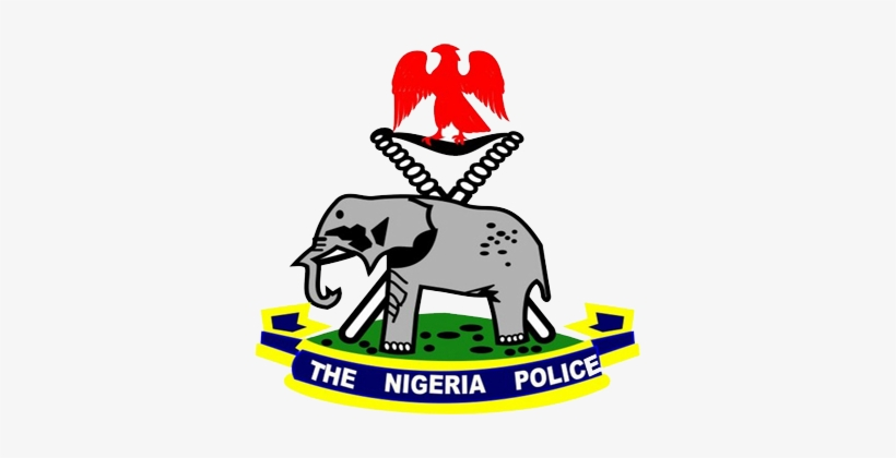 Nigeria Police Force Logo PNG Image.