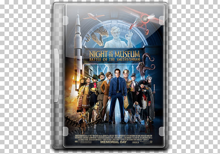 Poster action figure film, Night At The Museum 2, Night at.