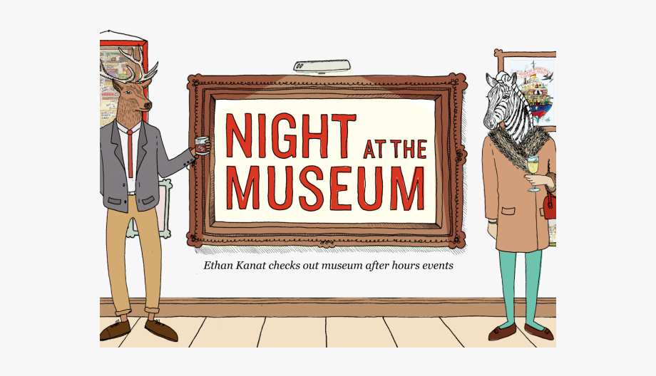 Exhibit Clipart Night At Museum.