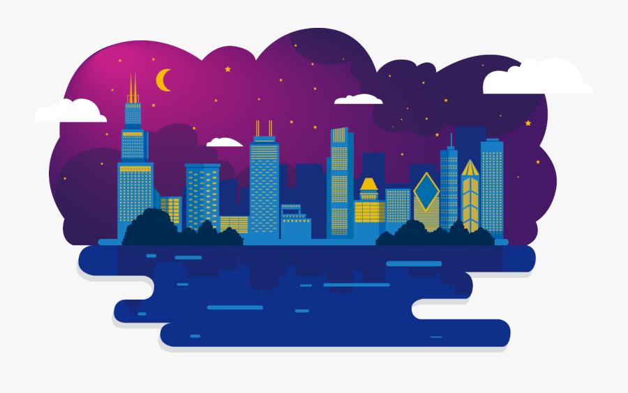 Skyline Clipart City India.
