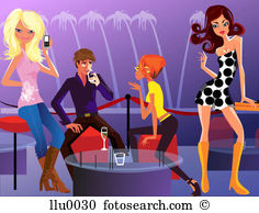 Night club Illustrations and Clip Art. 4,490 night club royalty.