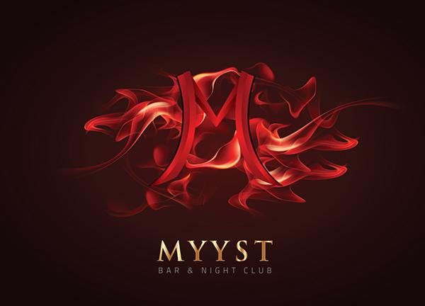 Bar & Night Club Logo on Behance.