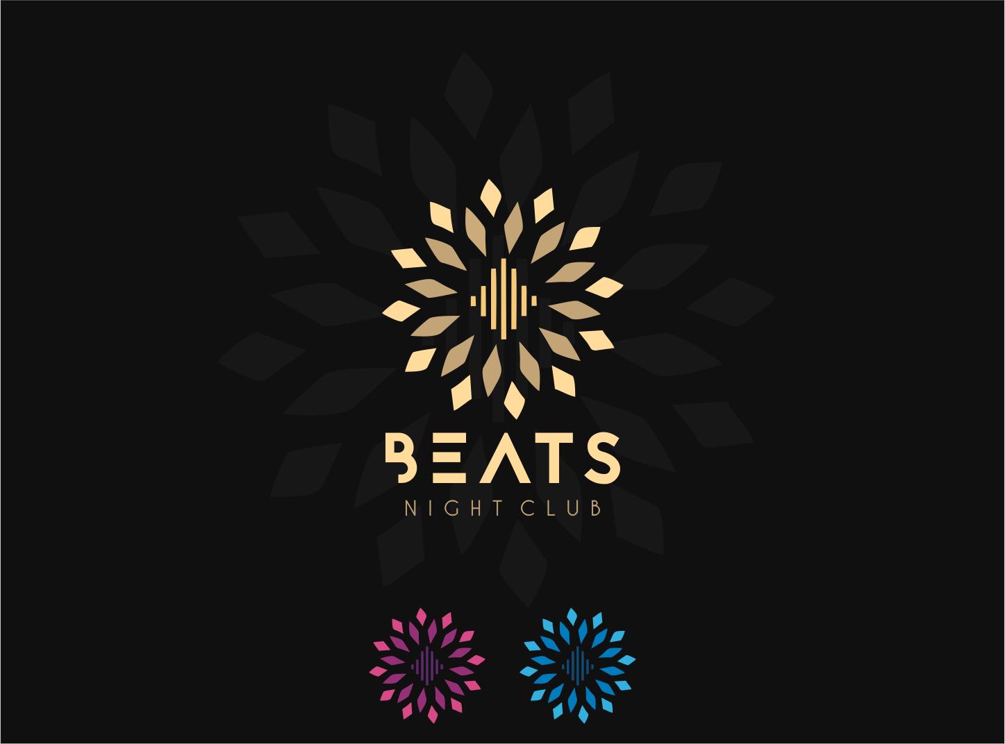 Serious, Elegant, Night Club Logo Design for Beats by.