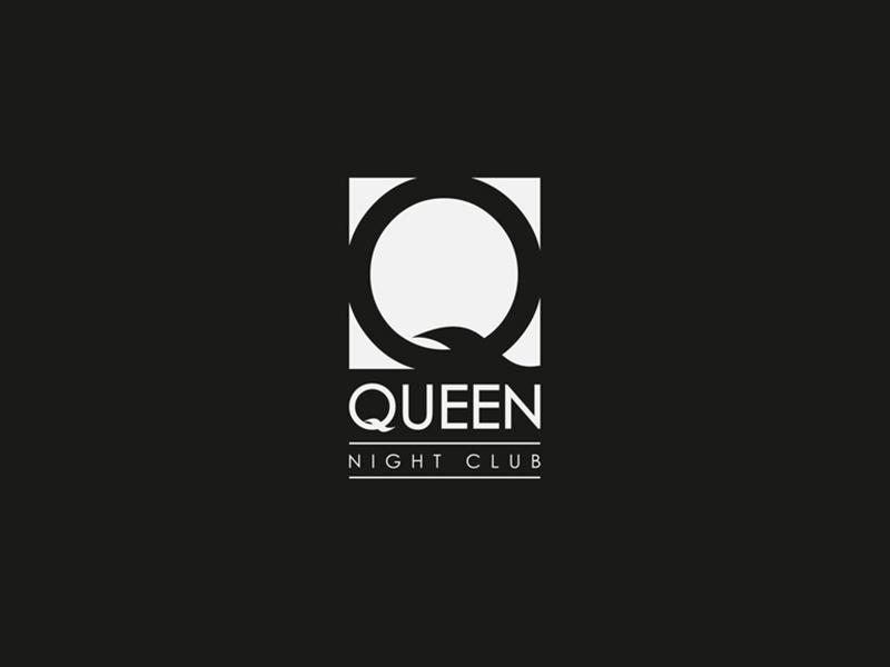 Queen Night Club Logo by Edgar Largo on Dribbble.