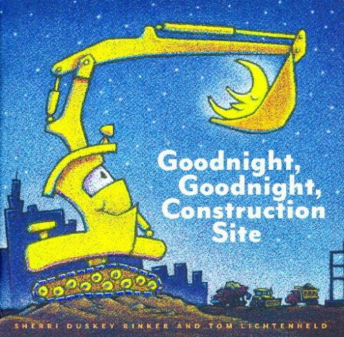 Building Speech & Language with Goodnight Goodnight Construction Site.