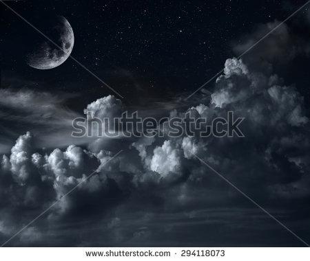 Dark Clouds Stock Photos, Royalty.