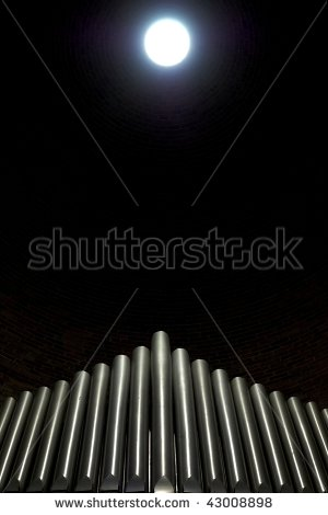 Pipe Organ Stock Photos, Royalty.