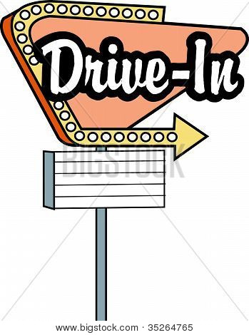 Drive In Movie Clipart.