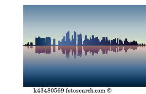 Nightfall Clipart Illustrations. 94 nightfall clip art vector EPS.