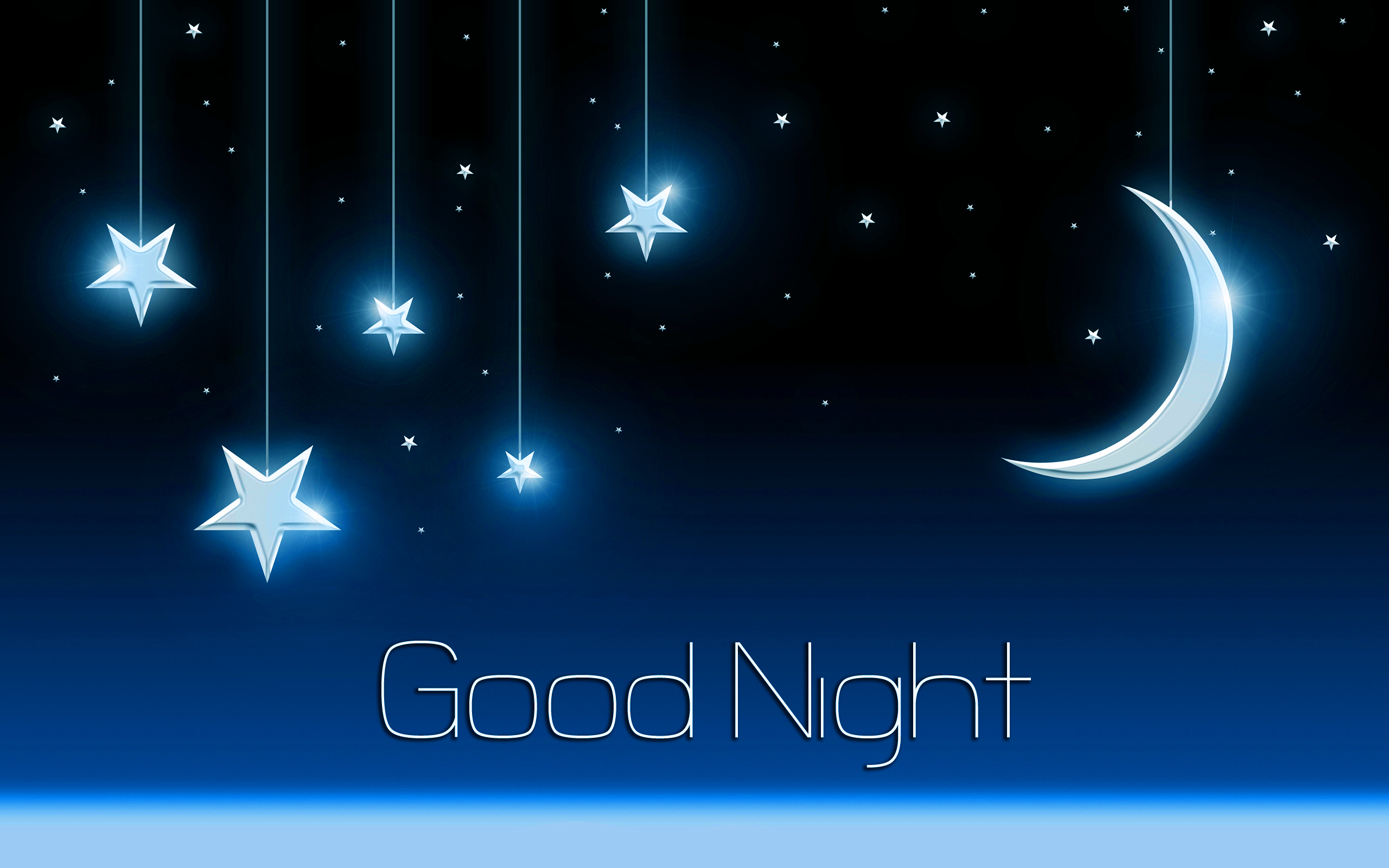 Good Night Clipart Sms.