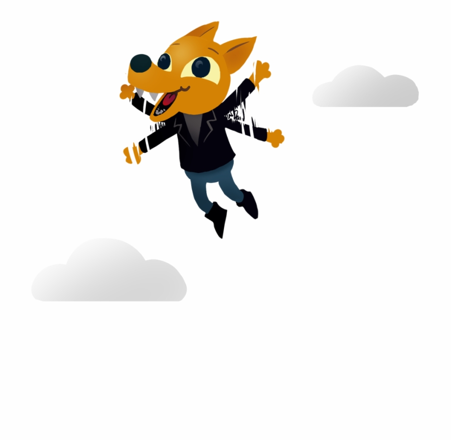 Night In The Woods Transparent Background Clip Art.