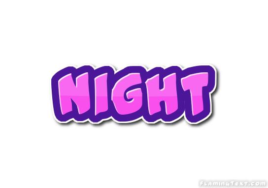 night Logo.