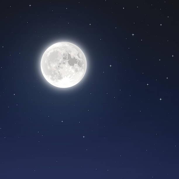 Night Moon Clipart.