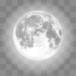 Moon, Moon Clipart, Full Moon PNG Transparent Image and.