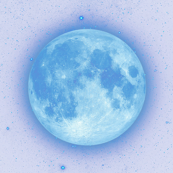 Night Moon PNG.