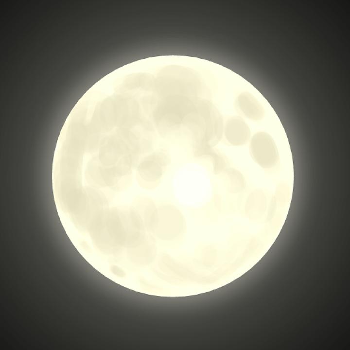 Full Moon Night.