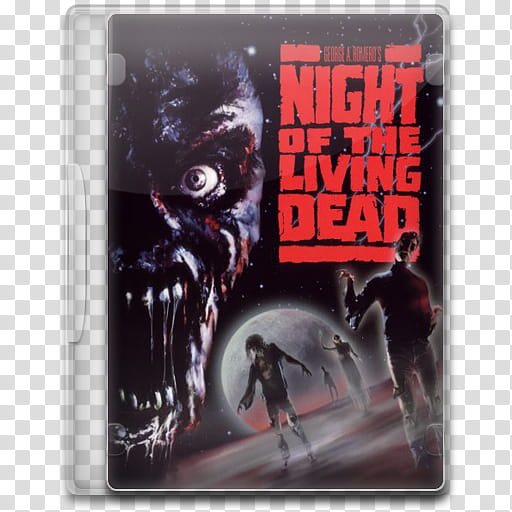 Movie Icon Mega , Night of the Living Dead, Night of The.