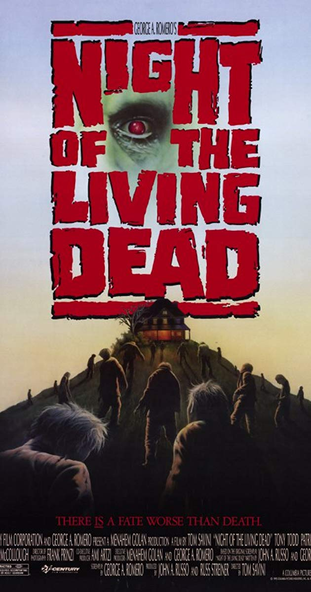 Night of the Living Dead (1990).