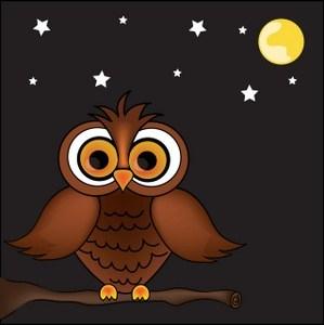 Night owl clipart » Clipart Portal.