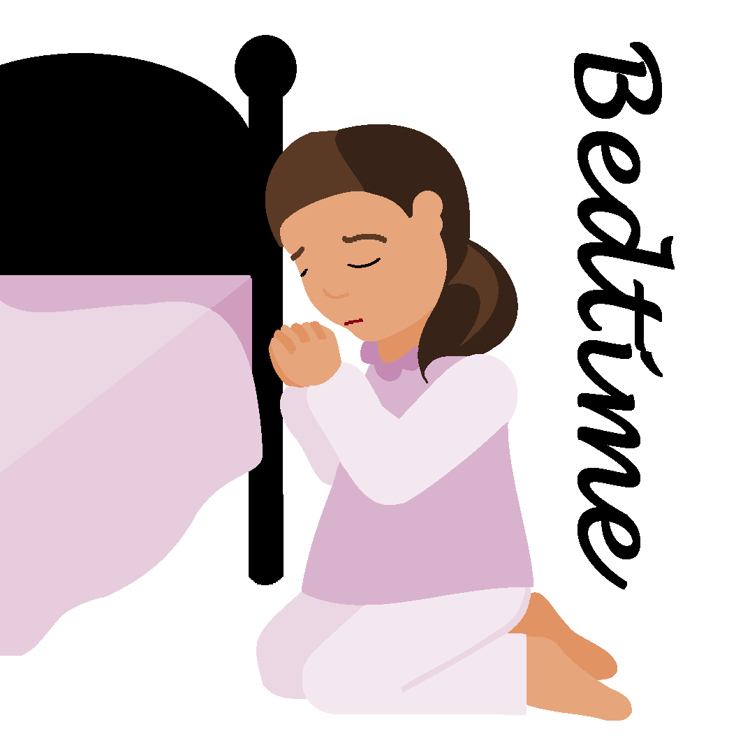 Similiar Bedtime Prayer Clip Art Keywords.
