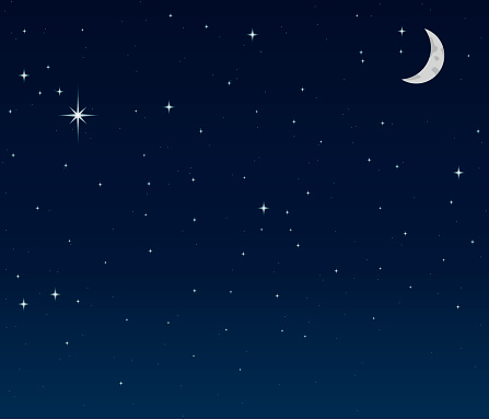 Night Sky Clipart & Night Sky Clip Art Images.