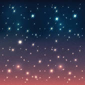 Sky night clipart #10