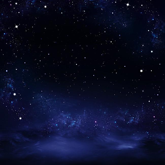 Under The Starry Night Sky, Star, Night, Sky Background.