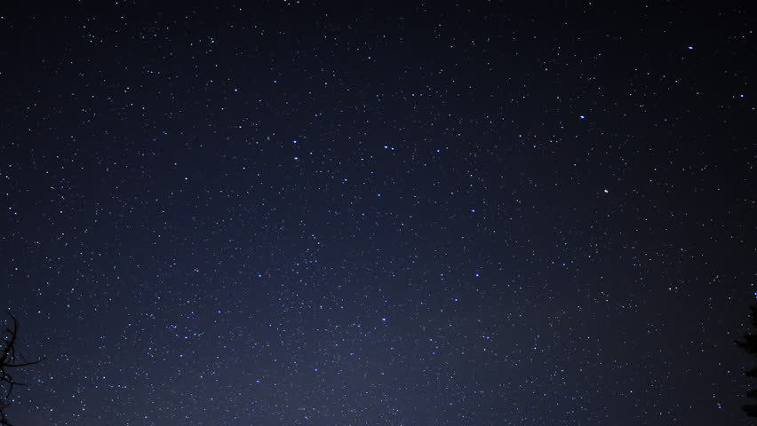 Video stock a tema 4k Time Lapse of Starry (100% royalty free) 6066521.