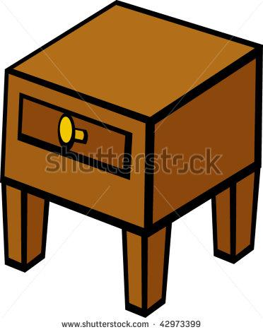 Clip Art Night Stand Nightstand Furniture Table 0q9gfz Clipart.