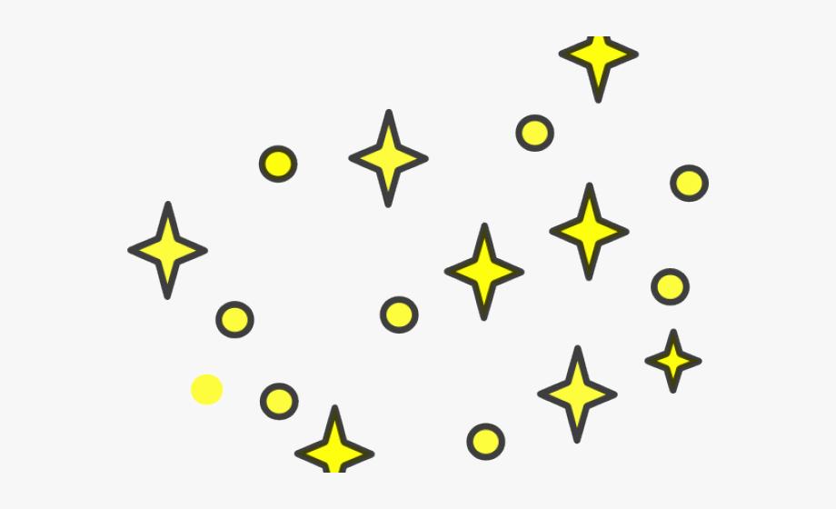 Falling Stars Clipart Star Night Award.