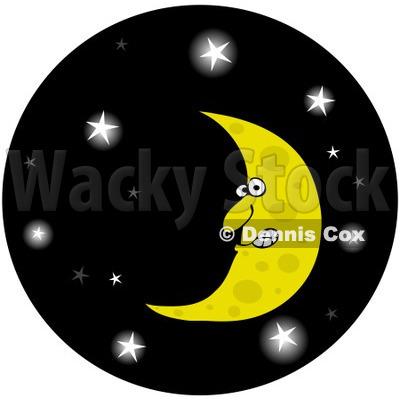 Night Time Clip Art.