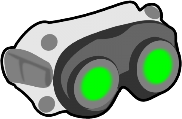 Goggles Clipart Night Vision.