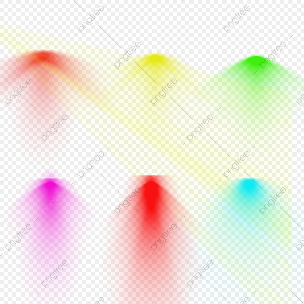 Nightclub Lights, Color, Cartoon, Nightclub PNG Transparent.